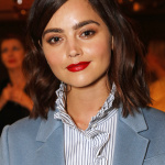 Jenna Coleman   Burberry celebrate The Tale of Thomas Burberry in London on Nov 2