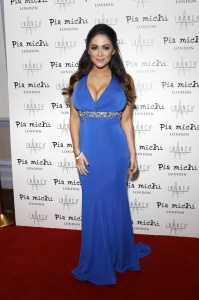 Casey Batchelor - Attending The Pia Michi Launch In London - February 13th 2017