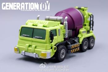 [Generation Toy] Produit Tiers - Jouet GT-01 Gravity Builder - aka Devastator/Dévastateur - Page 2 MgzK0rPF