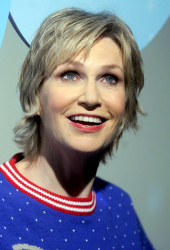 Jane Lynch - The 12Stinks Of Christmas Video Debut @ Lightbox in NYC - 11/30/15