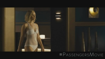 Jennifer Lawrence - Passengers (2017) Official Trailer | HD 1080p
