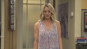 Kaley Cuoco - The Big Bang Theory (2016) S10 E06 | HD 1080p