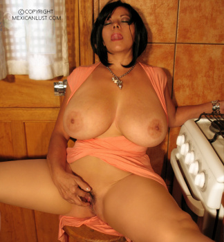 Mature russian milf with boy