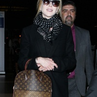 Nicole Kidman Arrives at LAX to promote her new film Paddington in Los Angeles February 4-2015 x14
