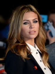 Abbey Clancy - The Hunger Games: Mockingjay - Part 2 UK Premiere @ Odeon Leicester Square in London - 11/05/15
