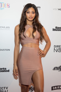 Danielle Herrington - VIBES By SI Swimsuit 2017 Launch Festival in Houston - February 18th 2017