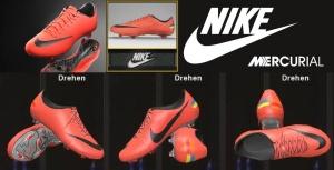 Download Nike Mercurial Vapor VIII - Mango/Grey by Ron69