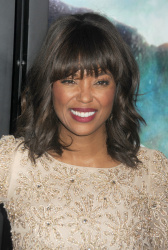 Aisha Tyler - In The Heart Of The Sea New York Premiere @ Frederick P. Rose Hall, Jazz at Lincoln Center in NYC - 12/07/15