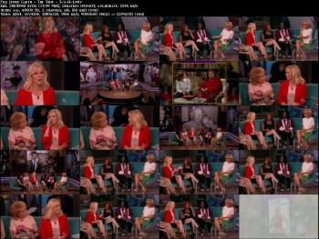 Jennie Garth - The View - 3-5-14