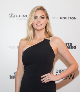 Kate Upton - VIBES By Sports Illustrated Swimsuit 2017 Launch Festival in Houston - February 18th 2017