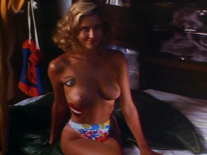 Rebecca Cross, Amanda Newman-Phillips @ Wet and Wild Summer (AU 1992)  QjBanqNT