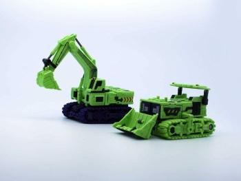 [Toyworld] Produit Tiers - Jouet TW-C Constructor aka Devastator/Dévastateur (Version vert G1 et jaune G2) - Page 3 AgjBKaYw