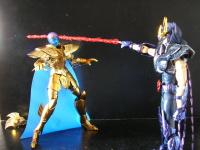 Phoenix Ikki - Virgo Shaka Effect Parts Set AbrkOPLl