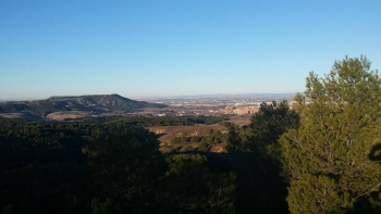 08/01/2017 parque de los cerros Alcalá de Henares. 09:00h. V2A9cSyG