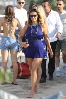 Nina Dobrev with her boyfriend Austin Stowell in Saint-Tropez (July 24) DnAupGUQ