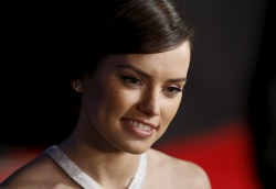 Daisy Ridley - Star Wars: The Force Awakens Japanese Fan Event @ Roppongi Hills in Tokyo - 12/10/15