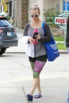 Kaley Cuoco Seen leaving the gym in Los Angeles May 15-2015 x19