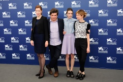 Alba Rohrwacher - 72nd Venice Film Festival Taj Mahal Photocall in Venice - 09/10/15