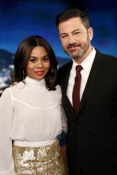 Regina Hall - Jimmy Kimmel Live: July 10th 2017