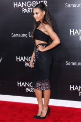 Naya Rivera | Hangover Part 3 Premiere in Westwood | 20.05.2013 | 22hq