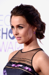 Camilla Luddington - The 41st Annual People's Choice Awards @ Nokia Theatre LA Live in Los Angeles - 01/07/15