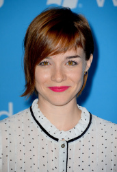 advNHhmt Renee Felice Smith   CBS 2012 Fall Premiere Party, LA (Sept. 18) candids