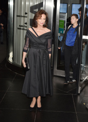 Jacqueline Bisset - Montblanc & The Cinema Society Host Miss You Already Screening @ Museum of Modern Art in NYC - 10/25/15