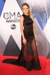 Danielle Bradbery - 49th Annual CMA Awards @ the Bridgestone Arena in Nashville - 11/04/15