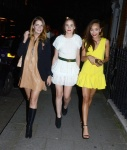 Эшли Мадекве, фото 25. Ashley Madekwe At her hen party in London - June 10, 2012, foto 25