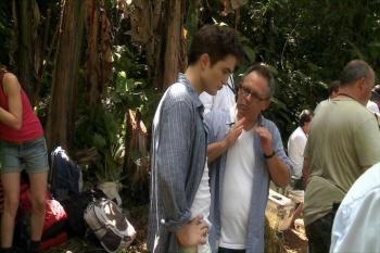 Imágenes desde el BTS de Breaking Dawn Part 1 y 2 AccbUneT