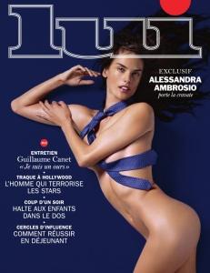 Lui Magazine (November 2014)
