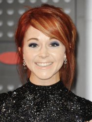 Lindsey Stirling - 2015 MTV Video Music Awards @ Microsoft Theater in Los Angeles - 08/30/15