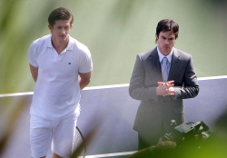 """Ian Somerhalder - Has a Fight Scene on the Set of """"Time Framed"""" 2012.10.21 - 22xHQ Gl08RPcA"""