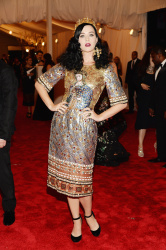 Katy Perry - 2013 Met Gala in NYC 5/6/13