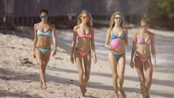 Sara Sampaio,Jasmine Tookes,Lily Aldridge ... - Victoria's Secret Swim Special (2016) | HD