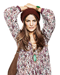 Камерон Расселл, фото 235. Cameron Russell Rachel Zoe For Lindex Autumn 2011 Collection, foto 235