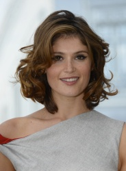 Gemma Arterton - 'Gemma Bovery' Photocall during the 7th Angouleme French-Speaking Film Festival - 8-24-14