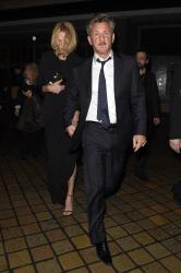 Sean Penn - Charlize Theron and Sean Penn - seen leaving Royal Festival Hall. London - February 16, 2015 (153xHQ) Zd9c0PGr