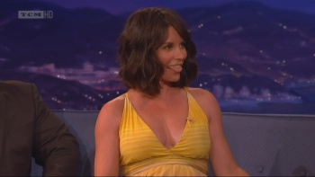 Evangeline Lilly - Conan 29th June 2015 1080i HDMania