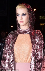Katy Perry - Met Gala 2017 NYC May 1, 2017 AFTER PARTY