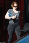 Bryce Dallas Howard - at the gym in LA 11/12/16
