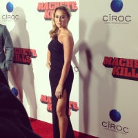 "Alexa Vega - ""Machete Kills"" premiere in L.A 10/2/13"