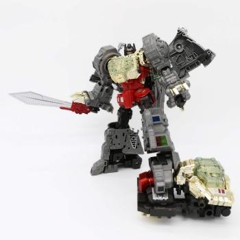 [GCreation] Produit Tiers - Jouet ShuraKing - aka Combiner Dinobots - Page 3 H07HW3ww