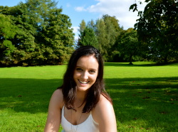 Laura Robson, Few photos from her new Website