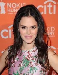 Rachel Bilson - No Kid Hungry Benefit Dinner @ Four Seasons Hotel Los Angeles in Beverly Hills - 10/14/15