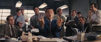 Download The Wolf of Wall Street (2013) {English With Subtitles} 480p [480MB] || 720p [1GB]