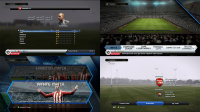 Download Menu and Graphic by nidal0xp For PES 2013