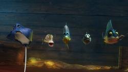 Mniam / Seafood! (2011) PLDUB.720p.BRRip.XViD.AC3-J25 / Dubbing PL +RMVB +x264