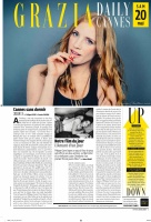 Jessica Chastain - Grazia Daily Cannes 5/20/17