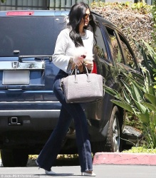 Kylie Jenner - Out & About in LA 7/6/15